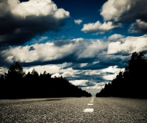 New Road Horizon