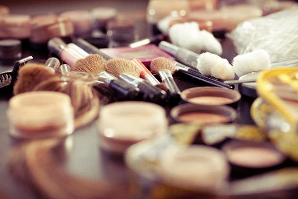 professionelles makeup